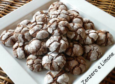 Biscotti al cioccolato e nocciole