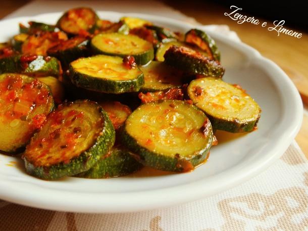 zucchine trifolate -