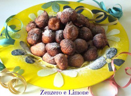 Frittelle – ricetta di Carnevale