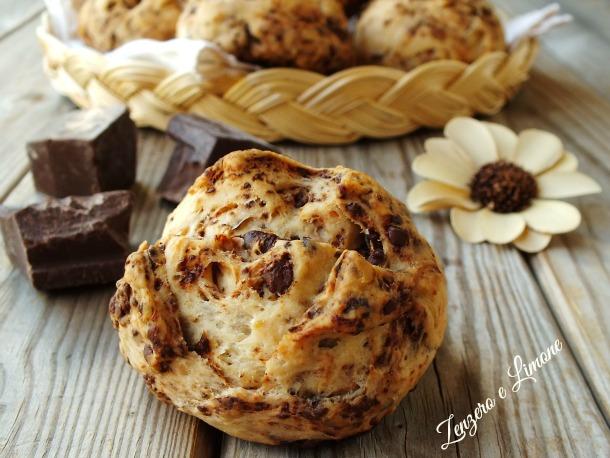 panini al cioccolato -