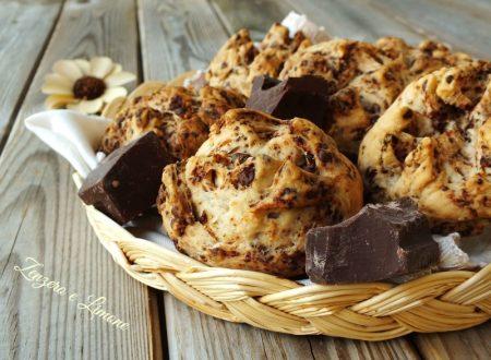 Panini al cioccolato, ricetta golosa