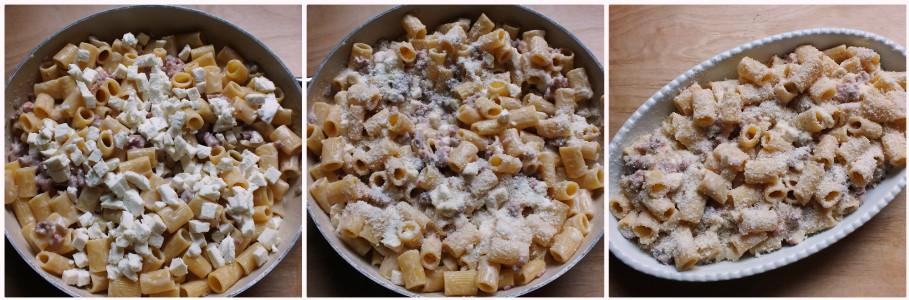 pasta al forno con besciamella - 3
