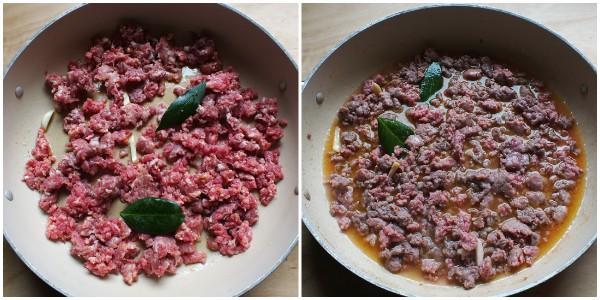 pasta al forno con salsiccia - 1