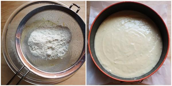 torta allo yogurt farcita - procedimento 2