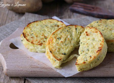 Hamburger di patate – ricetta vegetariana