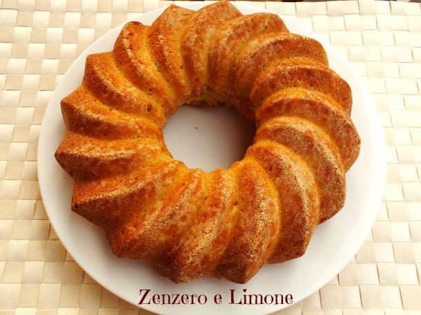 Amato Tort salata allo yogurt   ricetta semplice   Zenzero e Limone TR84