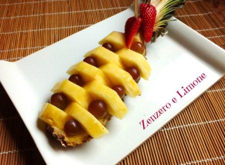 Ananas a fette sfalsate, come si prepara?