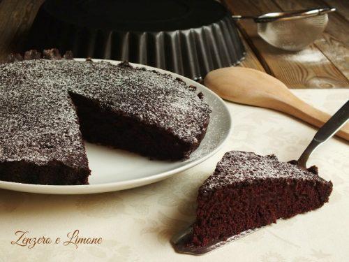 Torta matta – Crazy cake | ricetta senza burro nè uova