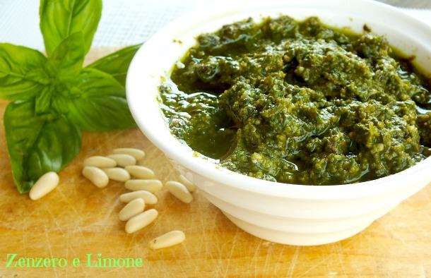 Pesto Alla Genovese Related Keywords & Suggestions - Pesto Alla ...