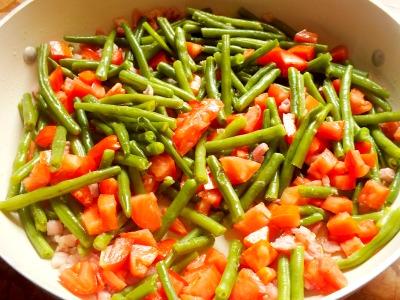 Pasta con fagiolini verdi ricetta