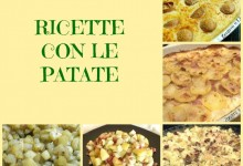 RICETTE con le PATATE | raccolta in pdf