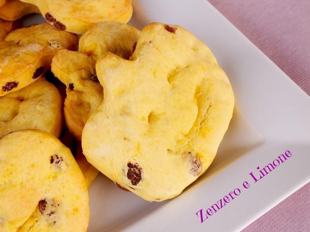 biscotti alla zucca -