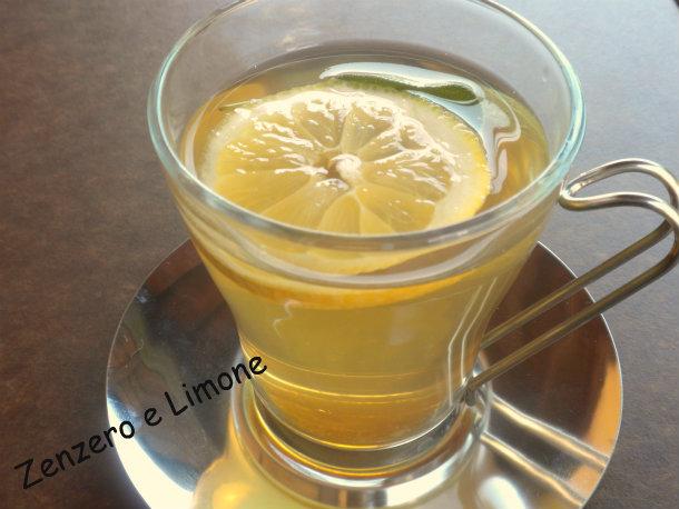 benefici di zenzero e limone