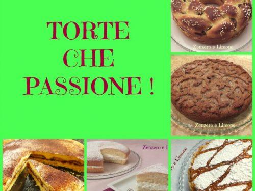 TORTE CHE PASSIONE | raccolta in pdf