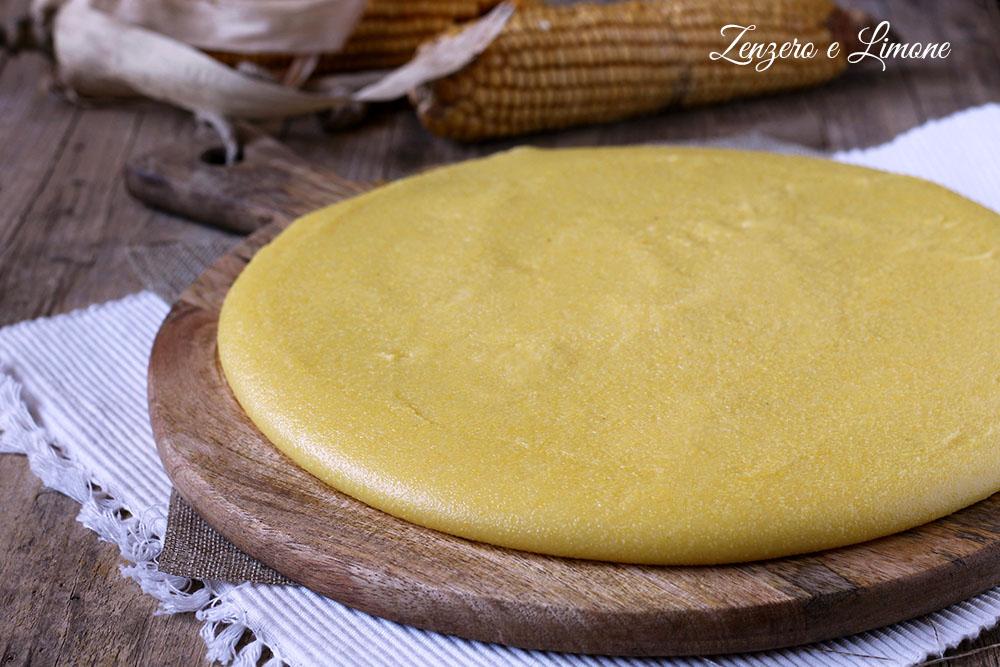 polenta istantanea ricetta bimby