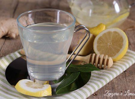Tisana digestiva – ricetta fai da te