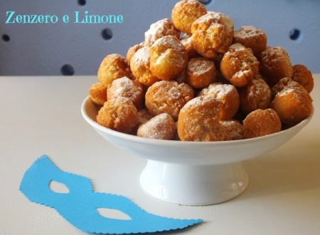 Castagnole | ricetta di Carnevale