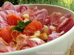 insalata agli agrumi