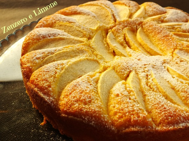 Molto Dolci con le mele - raccolta di ricette   Zenzero e Limone NT54