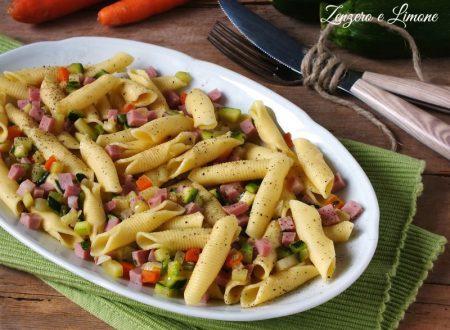 Garganelli alla mortadella – ricetta semplice
