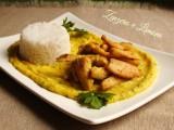 pollo curry e riso basmati -