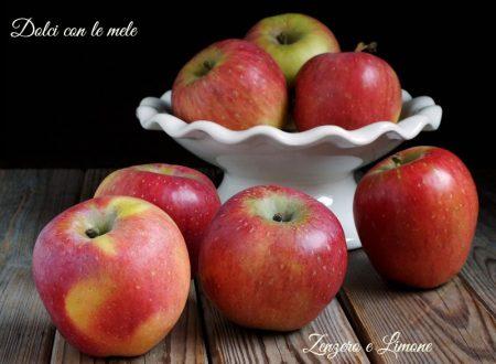 Dolci con le mele – raccolta di ricette