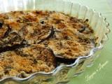 eggplant au gratin