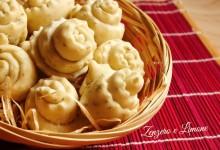 Roselline di pane aromatizzate