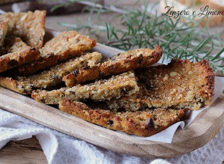 Schiacciata di pane alle olive
