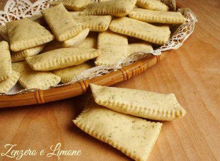 Sfoglie di pane aromatizzate