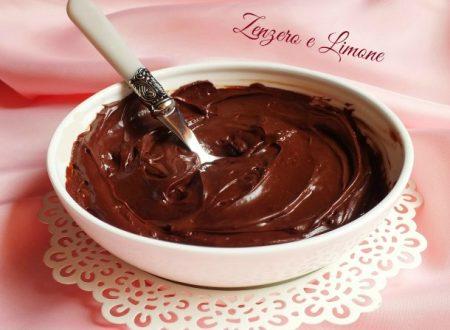 Crema al cioccolato – ricetta per farcire