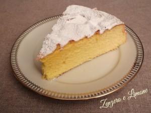 torta margherita -