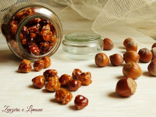 Nocciole caramellate | Zenzero e Limone