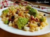 gnocchetti sardi con broccolo romanesco
