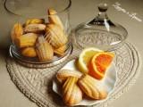 madeleines al profumo di agrumi