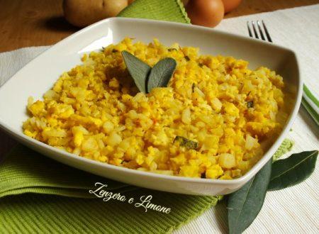 Patate strapazzate – ricetta semplice