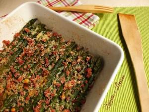gratin di asparagi
