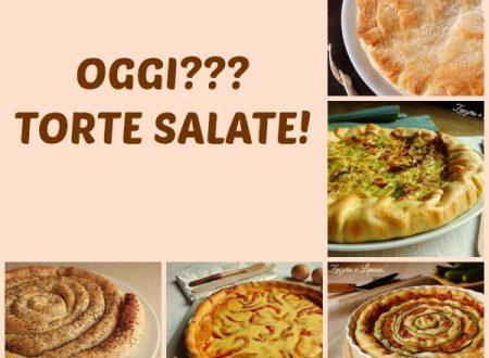 Torte salate – raccolta di ricette