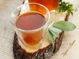 bibita al tè verde - dettaglio