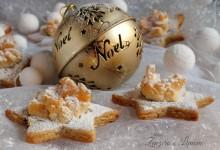 Biscotti natalizi alla frutta secca