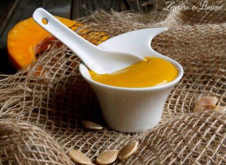 Crema pasticcera alla zucca – ricetta senza uova