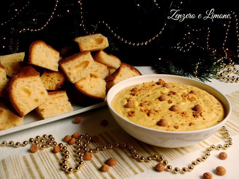 Crema dolce di zucca e mascarpone