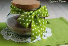 Idea regalo commestibile: preparato per torta matta