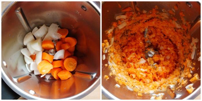 zuppa di lenticchie Collage