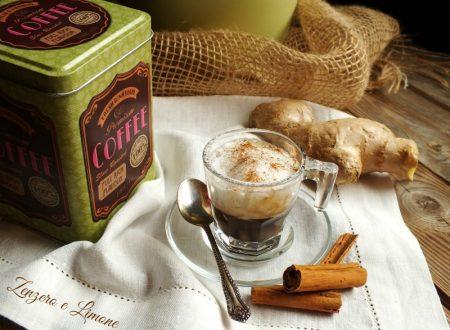 Caffè allo zenzero e cannella