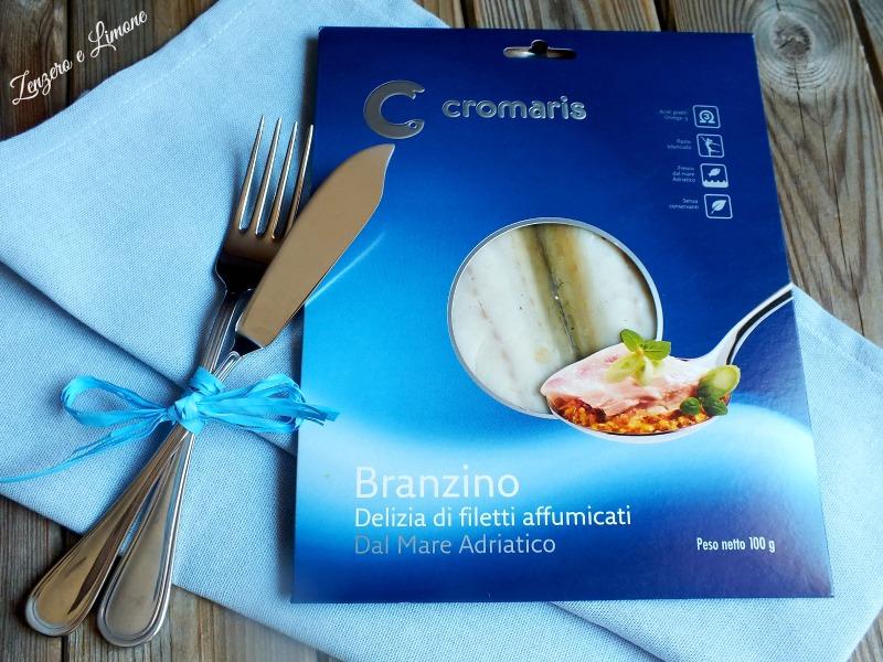 branzino affumicato Cromaris