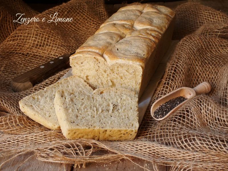 pane ai semi di chia