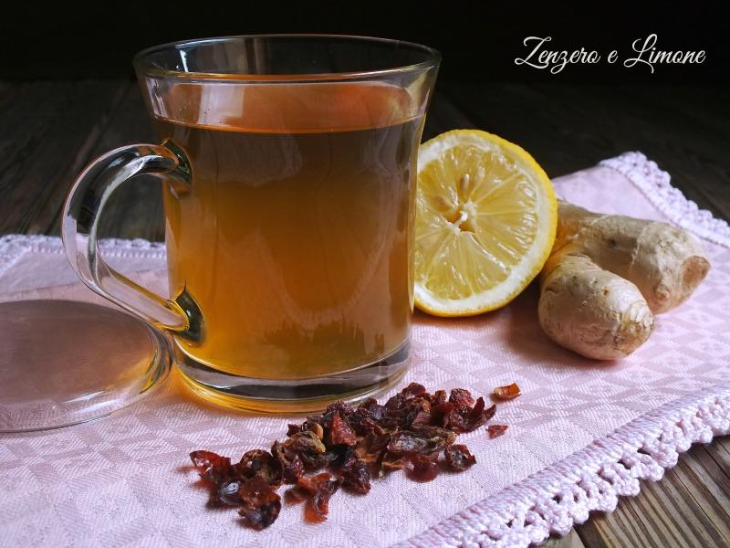 rimedio dimagrante con zenzero e limone