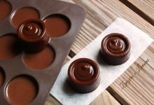Gelatine al caffè e cioccolato