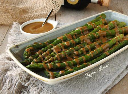 Asparagi alla senape